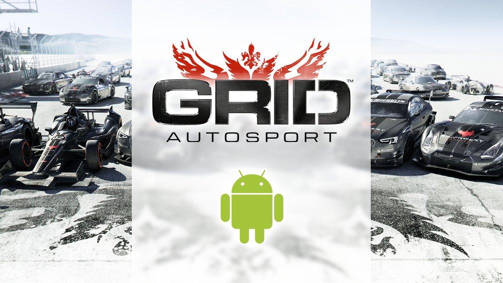 grid autosport mobile